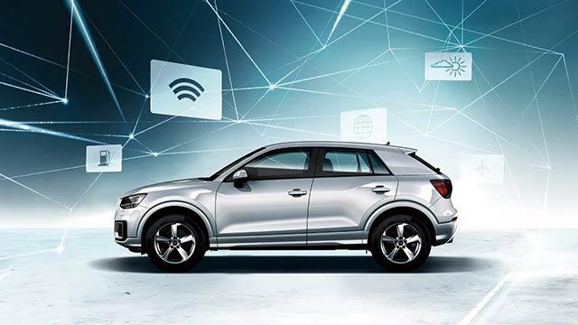 q2 Audi connect(アウディ コネクト)