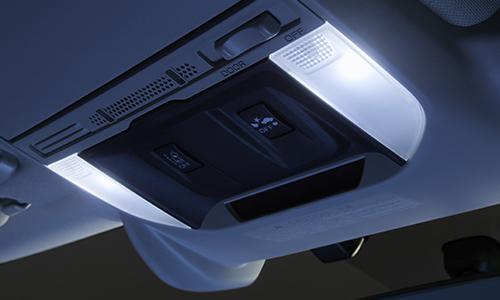 フォレスター LEDスポットマップランプ