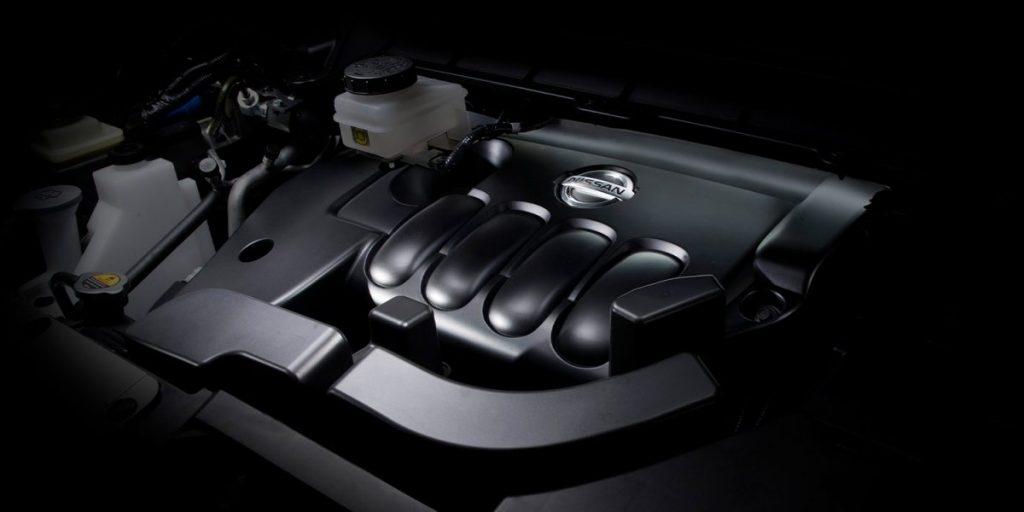 エルグランド QR25DEエンジン