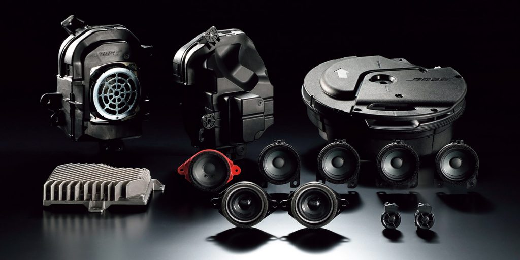 MX-30 ボーズサウンドシステム(AUDIOPILOT2+Centerpoint2)+12スピーカー