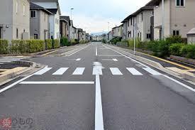 交通違反 横断歩道