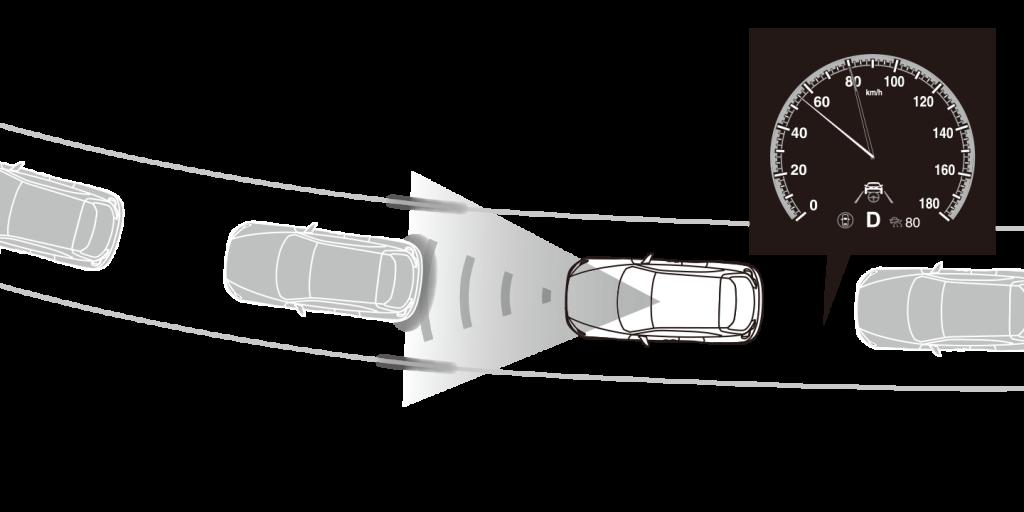 MX-30 クルージング&トラフィック・サポート(CTS)
