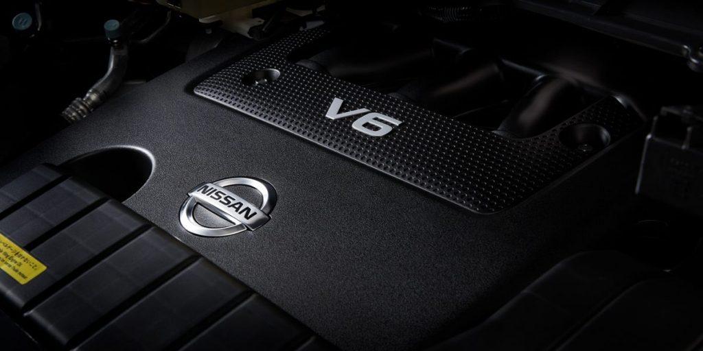 エルグランド VQ35DEエンジン