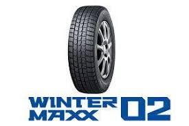 スタッドレスタイヤ1 WINTER MAXX 02