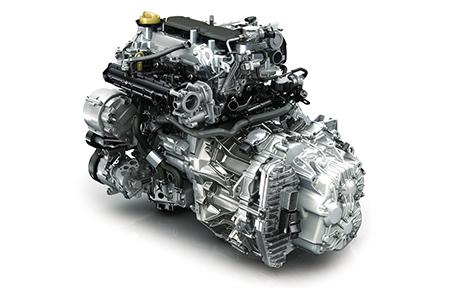 キャプチャー 1.2L直噴ターボエンジン