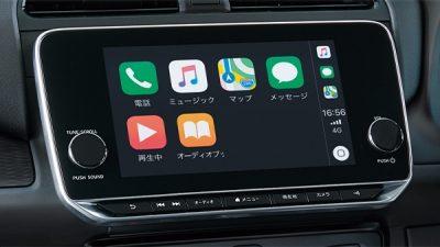 ノート Apple CarPlayAndroid Auto