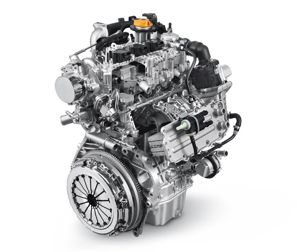 500XS 1.3L 直列4気筒マルチエア 16バルブ インタークーラー付ターボエンジン