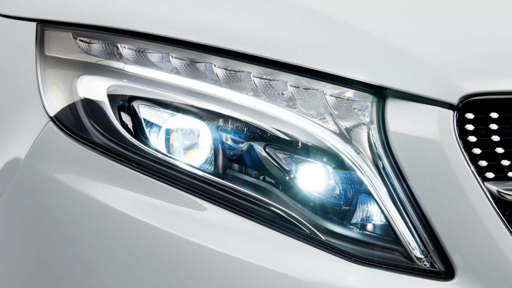Vクラス LEDインテリジェントライトシステム