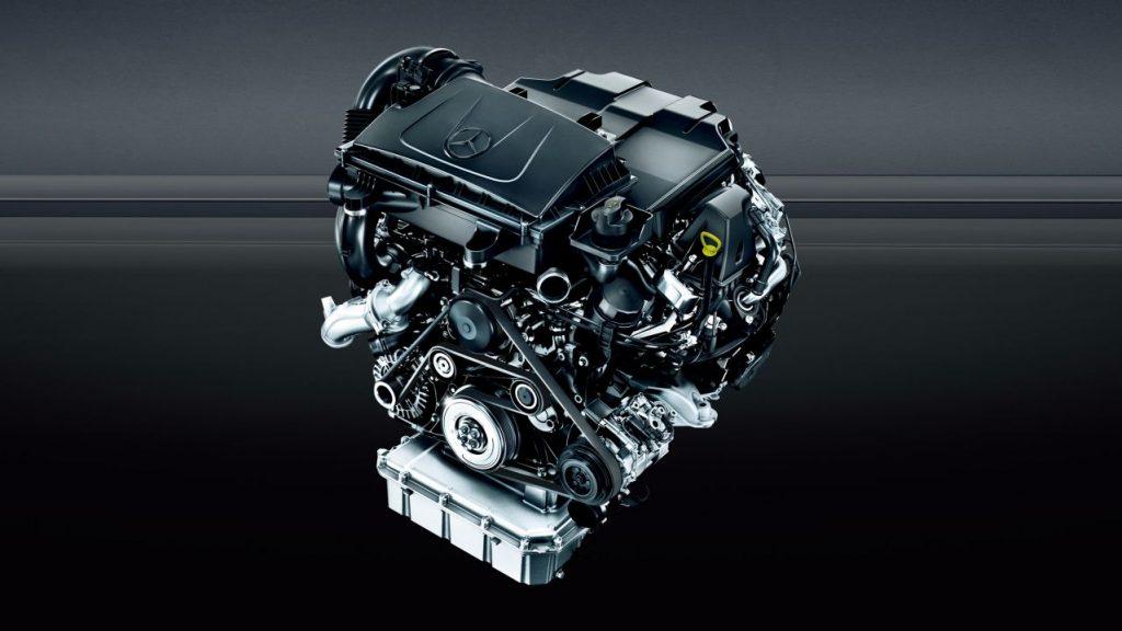 Vクラス 2.2L直列4気筒直噴ディーゼルターボエンジン
