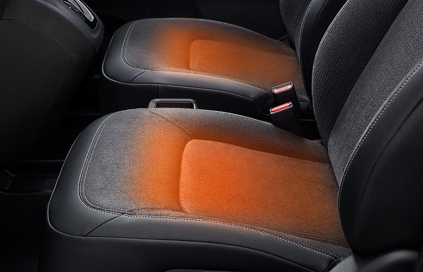 N-ONE 運転席&助手席シートヒーター