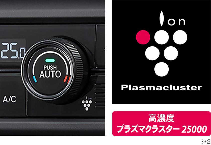N-ONE プラズマクラスター技術搭載フルオート・エアコンディショナー
