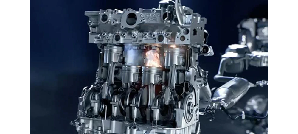ds7クロスバック 1.6L PureTechガソリンエンジン