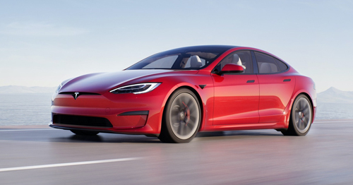 リコール2021.2 Model S