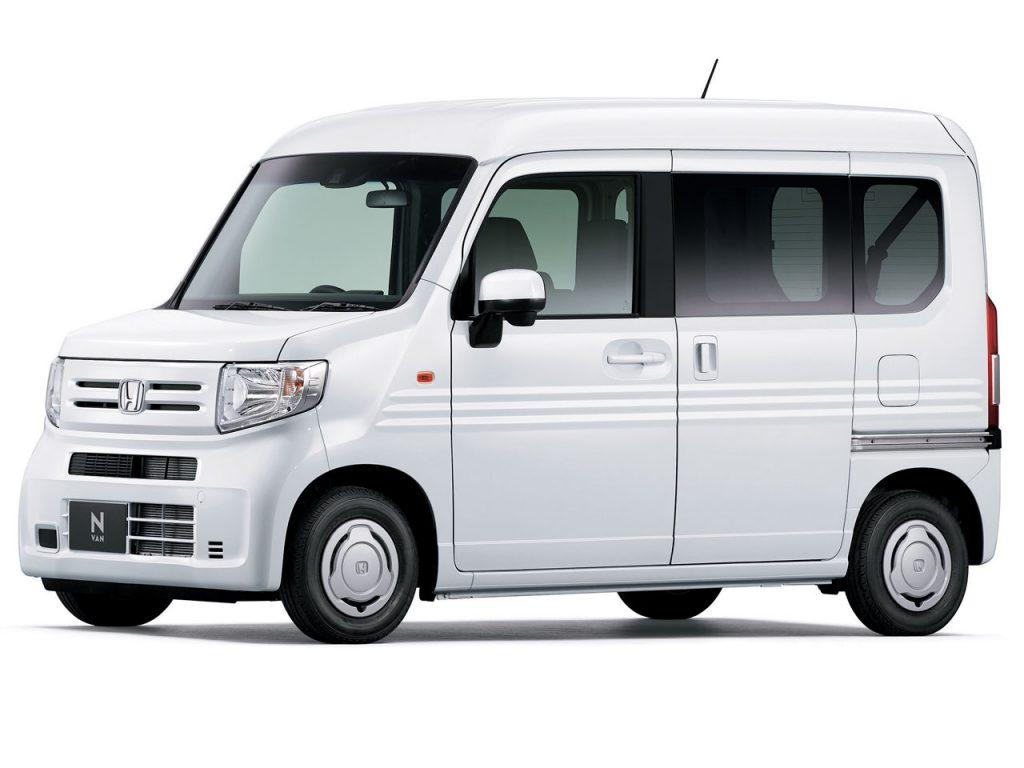 MT車日産ホンダ N-VAN