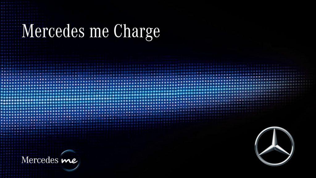 eqc Mercedes me Charge