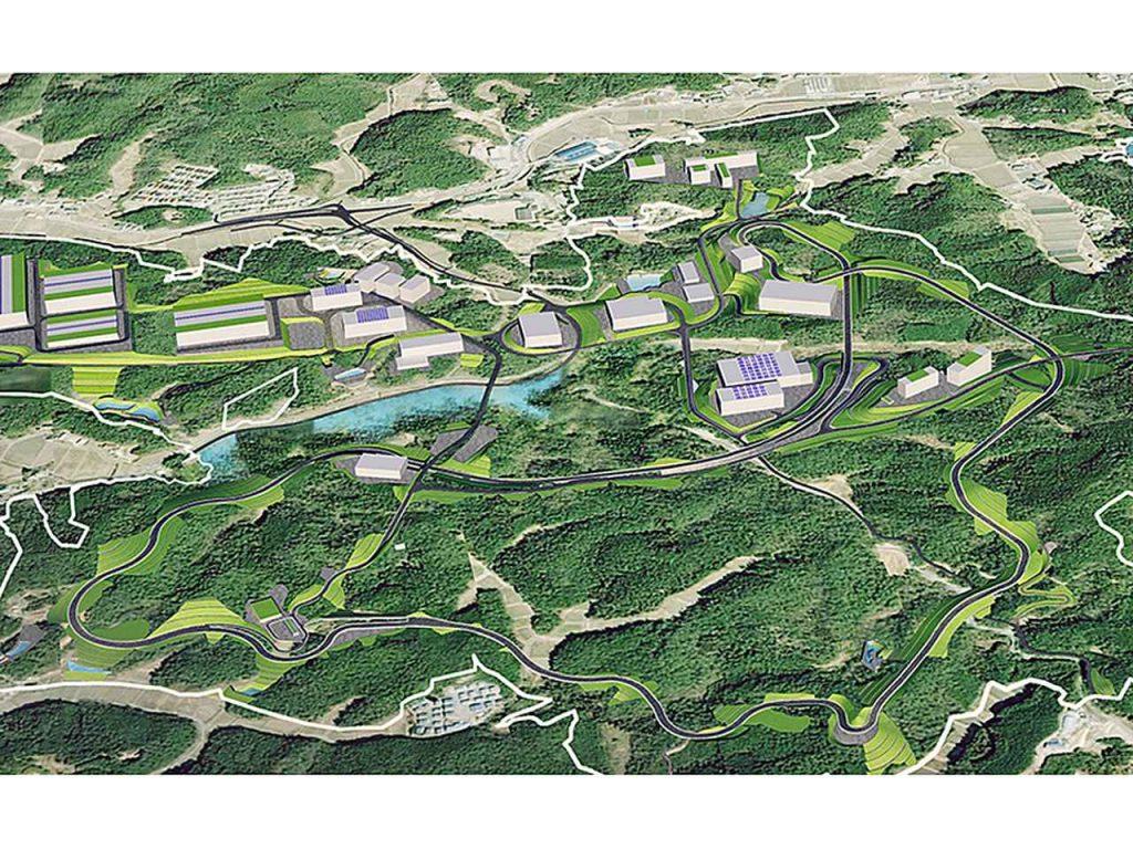 テストコース トヨタテクニカルセンター下山