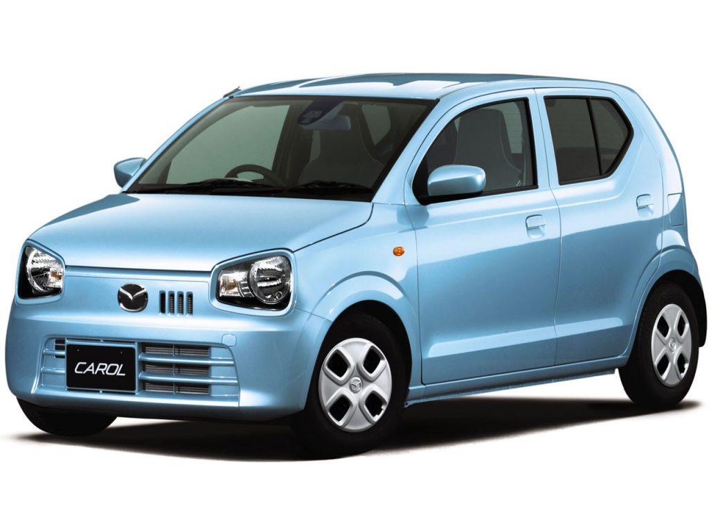 燃費ランキング(軽自動車) キャロル