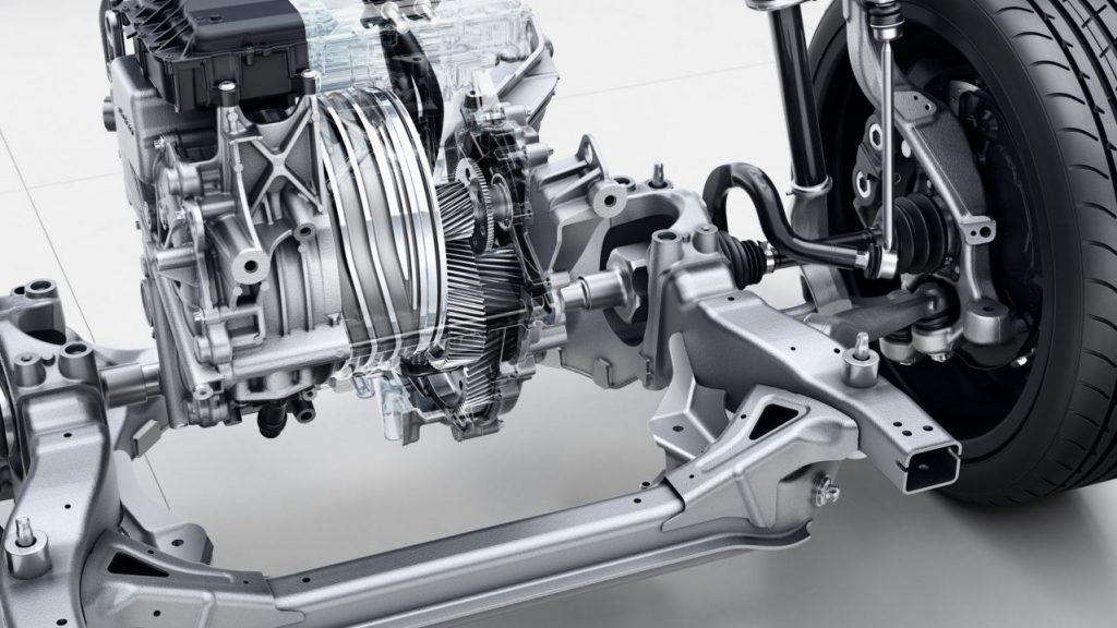 eqc 高出力モーター可変式4MATIC