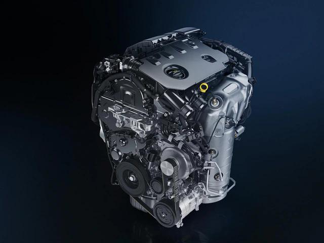 リフター 1.5L BLUEHDI ディーゼルターボエンジン