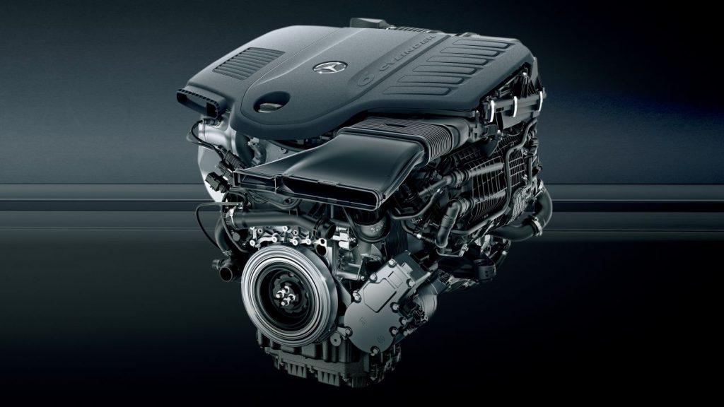 GLS 3.0L直列6気筒直噴ターボディーゼルエンジン