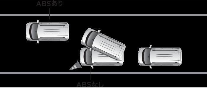 ekクロススペース ABS(EBD付)