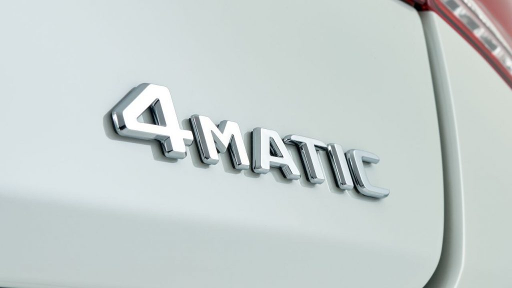 CLAシューティングブレーク 4MATIC