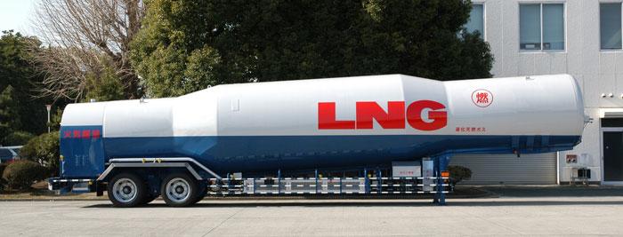 リコール2021.5 LNGタンクセミトレーラ