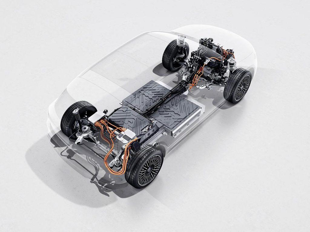 EQA 大容量高電圧バッテリー