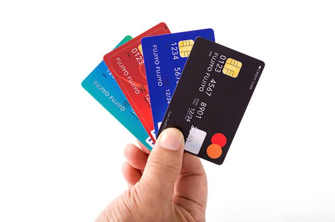 キャッシュレス化 クレジットカード