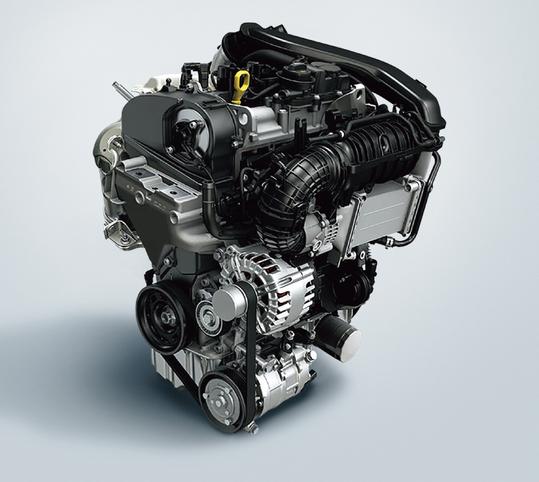ティグアン 1.5L TSI Evoエンジン