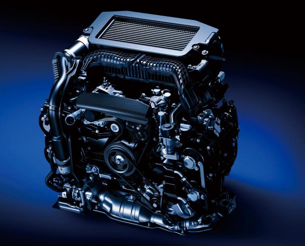 新型アウトバック2021 CB18型エンジン