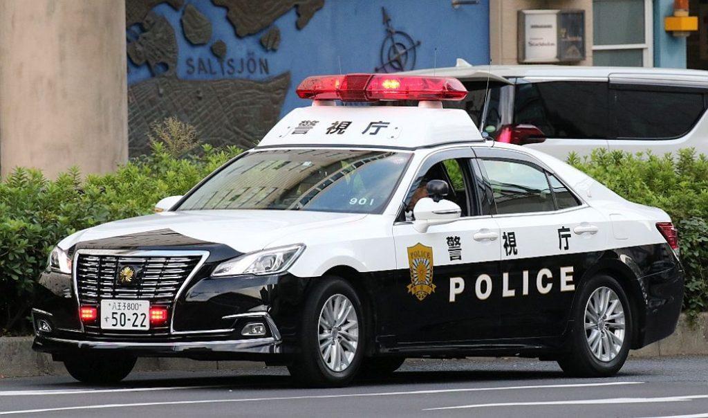 220系クラウンパトカー 210系パトカー